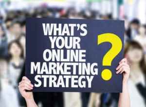 What's your online marketing strategy? KDROM Enterprises